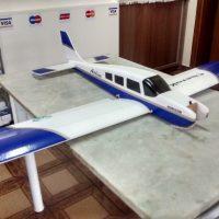 Aeromodelo Cherokee 1100mm (1)